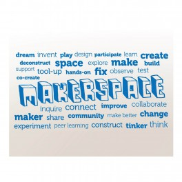Makerspace Word Wall