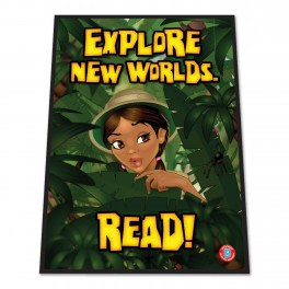 Explore New Worlds Mat