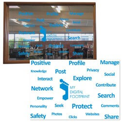 My Digital Footprint Word Wall