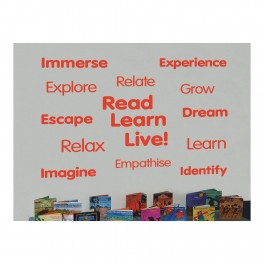 Encourage Reading Word Wall