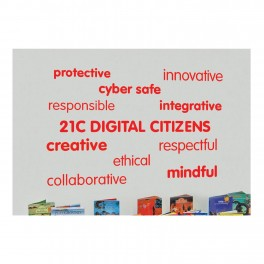 Digital Citizens Word Wall