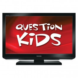 Digital Signage: Question Kids