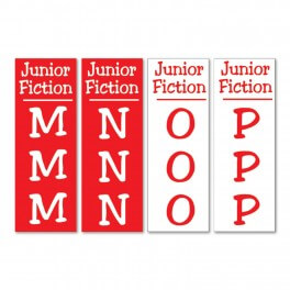 Junior Fiction Vinyl Signs