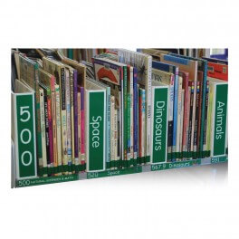 Slimline Shelf Dividers