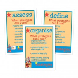 Successful Learning Strategies Posters