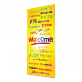 Welcome Banner Junior