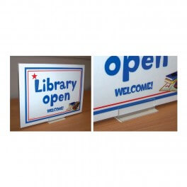 Sign Holders (4 pack)