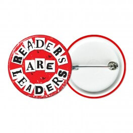 Readers are Leaders Badges (10)