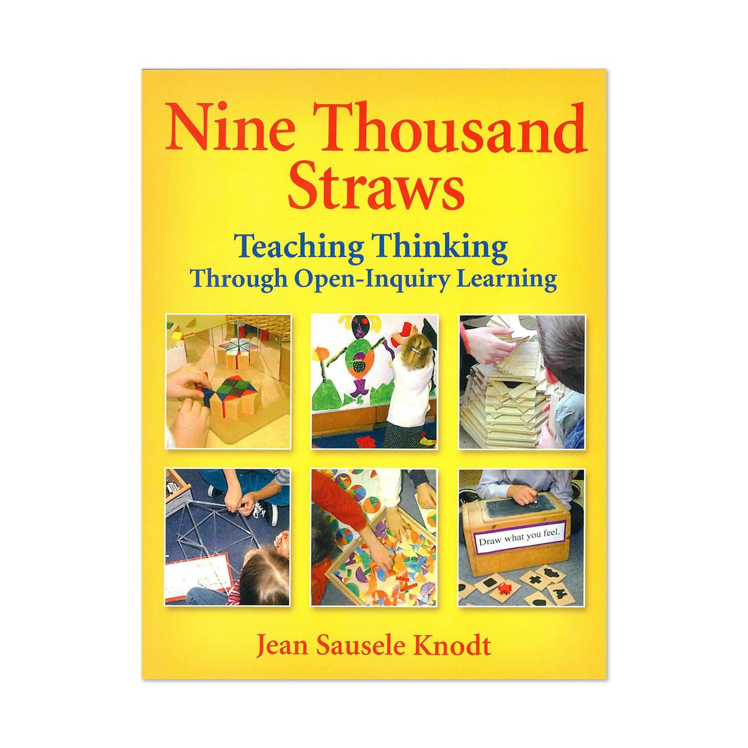 Nine Thousand Straws: Teaching Thinking Through Open-Inquiry