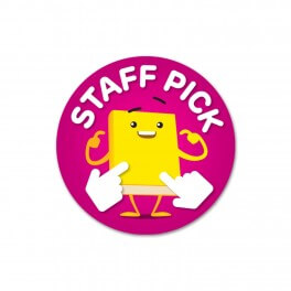 Staff Pick Stickers Junior (40)