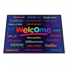 Junior Languages Mat
