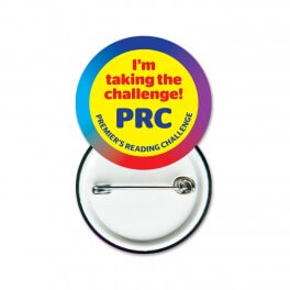 "PRC Badges ""I completed""(10)"