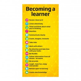 Becoming A Learner Door Graphic