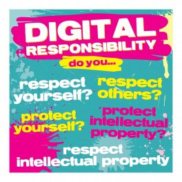 Digital Citizens Wall Graphic Sticker